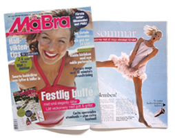 Swedish health and fitness mag