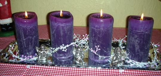 Advanents candles