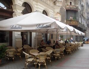Budapest cafes