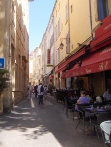 Charming side street