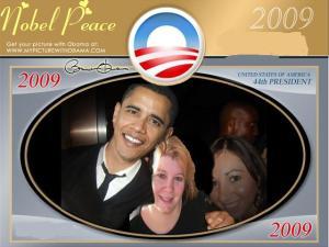 DianeCA congratulates President Obama