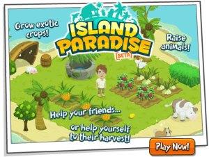 Island Paradise game