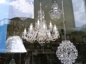 Diane's dream chandelier