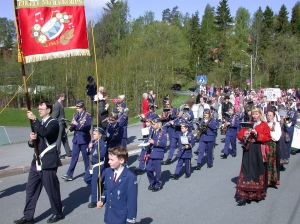 Local Parade all photos by RennyBA