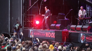 Norwegian Wood 2009 Nick Cave